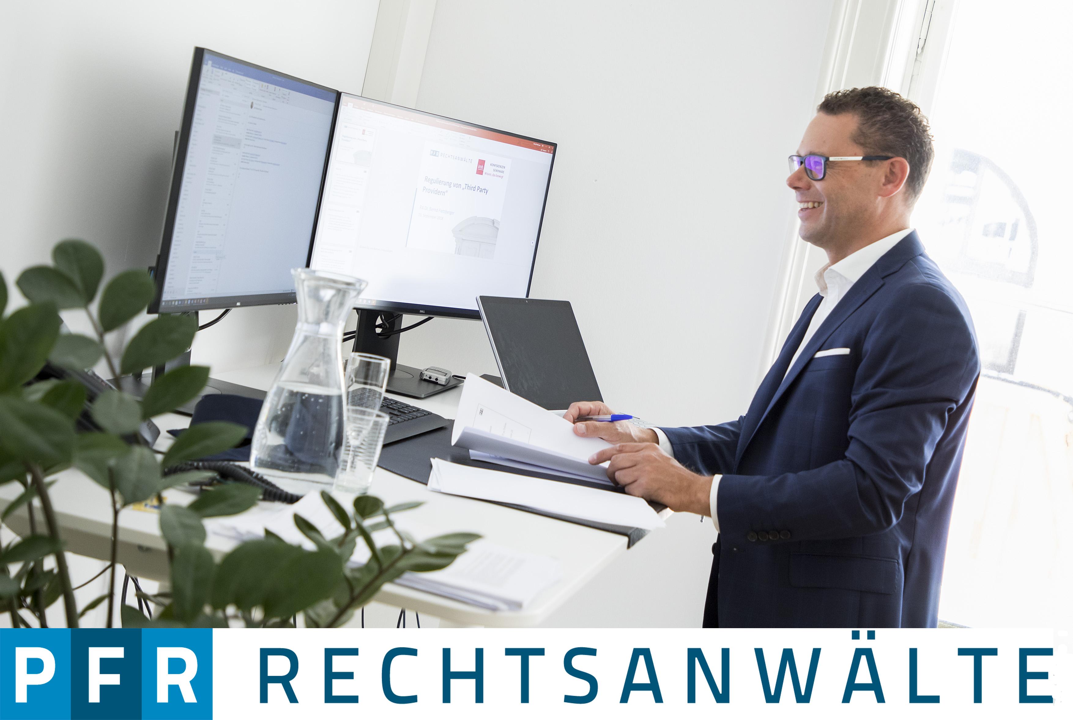 RA Dr. Bernd Fletzberger, PFR Rechtsanwälte